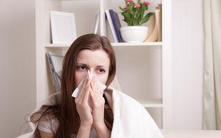 De ce se agravează alergiile în timpul nopții?
