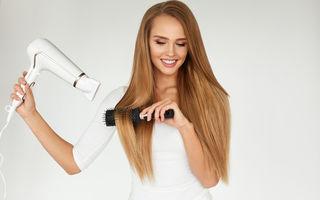 4 trucuri pentru uscarea părului cu foehnul. Sfaturile specialiștilor