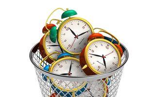 Moduri în care pierzi timpul și cum să le eviți