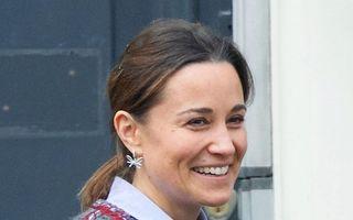 Pippa Middleton este însărcinată