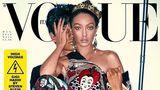 """Derapaj în Photoshop: Gigi Hadid, """"înnegrită"""" pe coperta Vogue Italia"""
