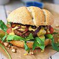 Cel mai bun burger de linte pe care poți să-l faci acasă