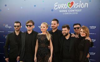 Eurovision 2018, prima semifinală: România va fi reprezentată de trupa The Humans