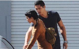 Ce mai cred unii pe internet: Tatăl fetiţei lui Kylie Jenner e bodyguard-ul vedetei