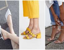 Ce sandale se poartă în 2018?