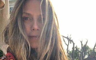 Adevărata faţă a unui top model: Cum arată Heidi Klum fără machiaj