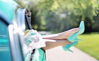 Ce să nu porți cu pantofii cu toc. 5 reguli esențiale