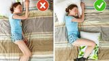 Poziția în care dormi cel mai des îți poate afecta sănătatea. Cum să o corectezi?