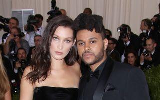 Bella Hadid și The Weeknd, din nou împreună? Cântărețul și-a susținut fosta iubită în timpul prezentării de la Cannes