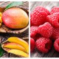 Cât zahăr au fructele pe care le consumi de obicei?