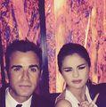 Selena Gomez şi Justin Theroux