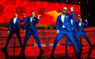 Fenomenul Backstreet Boys se întoarce: Grupul a lansat prima piesă după o pauză de 5 ani