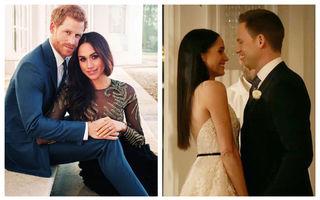 """Nunta regală. Soțul din """"Suits"""" al lui Meghan Markle e pregătit să o vadă încă o dată mireasă"""