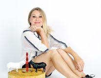 Tania Popa este marea câștigătoare Ferma vedetelor