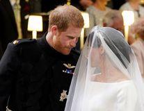 Nunta regală: Ce i-a spus Harry lui Meghan Markle în faţa altarului?