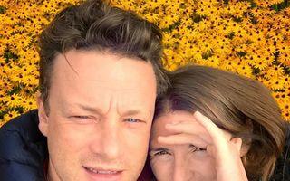 """Jamie Oliver are 5 copii, dar nu se opreşte aici: """"Nu ştii niciodată"""""""