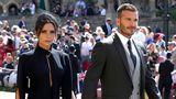 Cel mai serios invitat: Victoria Beckham, criticată pentru că nu a zâmbit la nunta regală