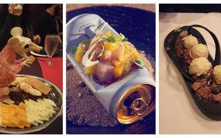 Cele mai mari eșecuri culinare din restaurante. 20 de fotografii de tot râsul