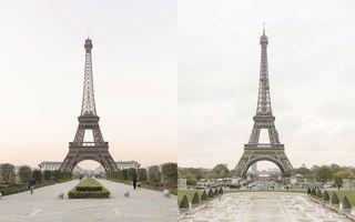 Au copiat şi Parisul, cu tot cu Turnul Eiffel: Reacţia unui francez când a văzut ce au făcut chinezii