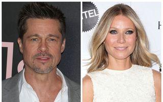 "Cum a scăpat-o Brad Pitt pe Gwyneth Paltrow de violatorul Weinstein: ""Dacă o mai superi, te omor"""