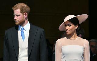 Ce a purtat Meghan Markle la prima apariţie publică în calitate de Ducesă de Sussex