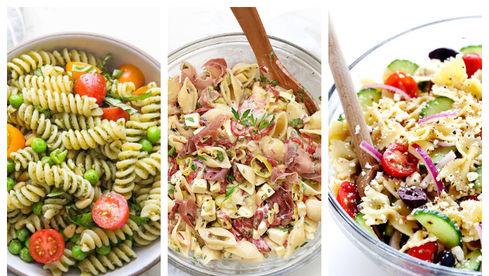 salate cu paste