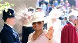 Oprah, la un pas să comită o gafă majoră la nunta regală. Și-a înlocuit ținuta în ultima clipă
