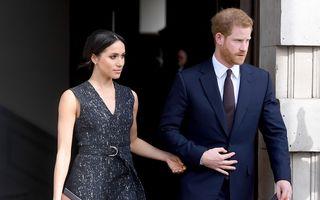 Meghan Markle şi Prinţul Harry, nevoiţi să-şi schimbe planurile pentru luna de miere