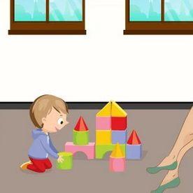 Cine este adevărata mamă a copilului din imagine?