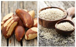 6 nuci și semințe despre care nu știai că sunt atât de sănătoase