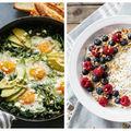 Cele mai bune 5 combinații pentru un mic dejun care ține mult timp de foame