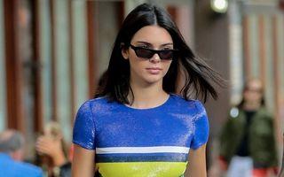 Kendall Jenner, într-o rochie care îţi ia ochii: Nimeni nu o poate ignora!