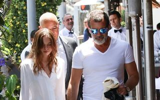 Antonio Banderas, un tată mândru de fata lui: Cum arată fiica de 21 de ani a actorului