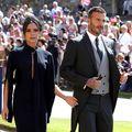 David și Victoria Beckham au donat ținutele purtate la nunta regală