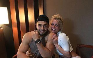 Britney Spears trăieşte un vis frumos. Antrenorul care i-a devenit iubit o face fericită