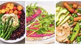 Cum arată un prânz sănătos și echilibrat? 6 imagini din care te poți inspira