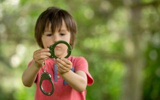 Copiii cu această afecțiune sunt susceptibili de a ajunge în închisoare
