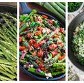 Cum să gătești sparanghelul proaspăt? 6 metode preferate de Jamie Oliver