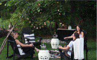 Cum să scapi de țânțarii de pe terasă. 8 metode naturale și elegante