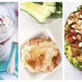 5 idei de gustări sărace în carbohidrați. Sunt perfecte dacă ții cură de slăbire