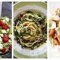 5 idei de cină rapidă cu paste și legume. Doar 5 ingrediente