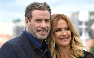 Căile încurcate ale iubirii: Kelly Preston s-a îndrăgostit de John Travolta când era căsătorită