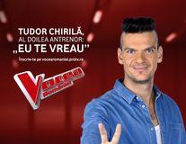 Tudor Chirilă este antrenor în sezonul 8 Vocea României! Provocarea continuă: ghici cine vine la Vocea!