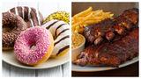 Cele mai proaste alimente pentru siluetă. Nu le mânca dacă vrei abdomen plat!