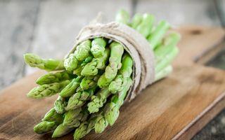 6 motive ca să mănânci sparanghel