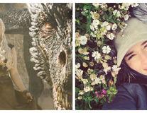 "Emilia Clarke, ""mama dragonilor"", își ia adio de la serialul ""Game of Thrones"""