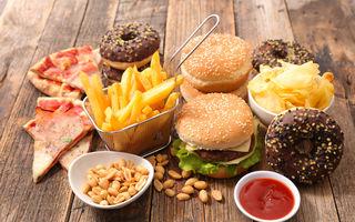 Top 4 cele mai rele alimente pentru creier