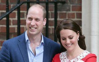Prinţul Louis va fi botezat în iulie: 15 imagini superbe cu al cincilea urmaş la tronul Marii Britanii