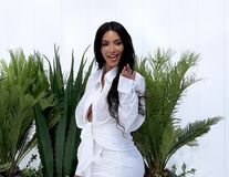 Kim Kardashian a luat-o de la zero: Kanye West i-a zis că are un stil oribil şi i-a aruncat hainele