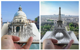 Cele mai creative poze de călătorie pe care le-ai văzut vreodată